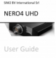 Description: NERO 4 - User Manual EN